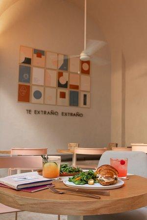 Desayunos en Te Extraño, Extraño - Cocina Contemporánea