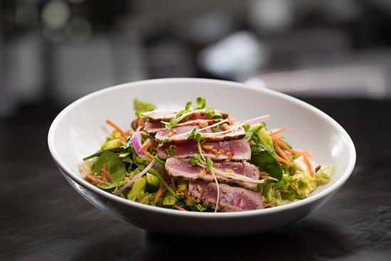 The J Bar: Asian Tuna Salad