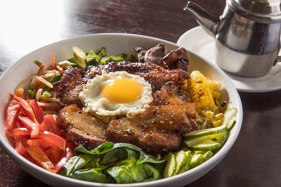 The J Bar: Korean Noodle Bowl