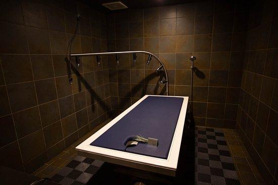 Riverside Spa: Bodywrap Room