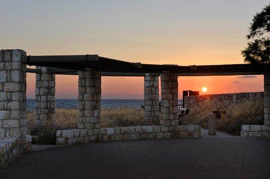 Шавей-Цион, Израиль: שתי דקות הליכה לחוף ים, חוף רחצה.