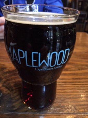 Maplewood Brownie Points Brown Ale beer