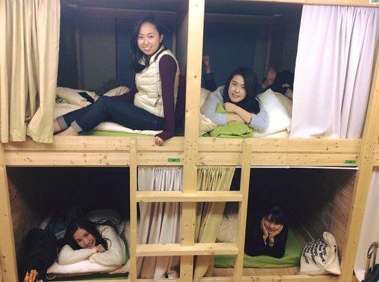 Edo Tokyo Hostel: ゲストの写真です。