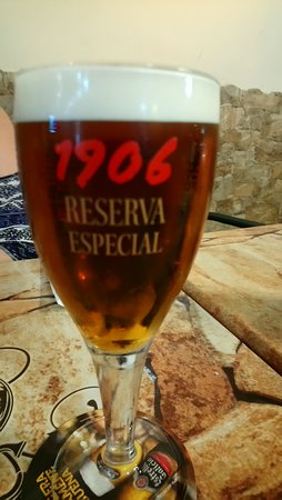 La Rustica Pizza y Pasta: Good beer