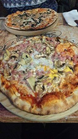 La Rustica Pizza y Pasta: The best pizza