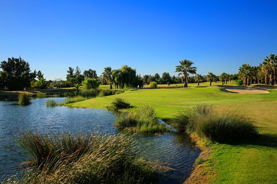 Dom Pedro Laguna Golf Course