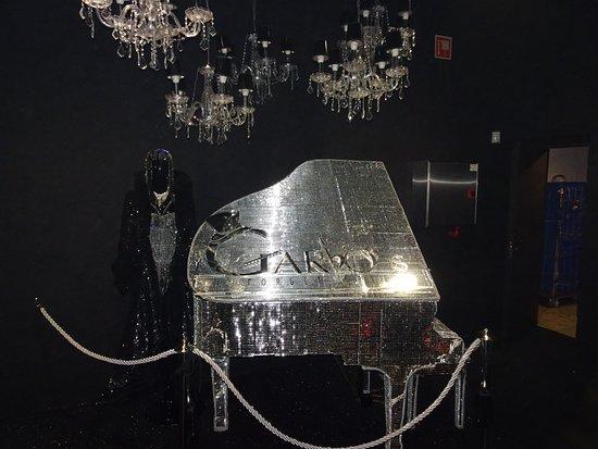 Garbos piano