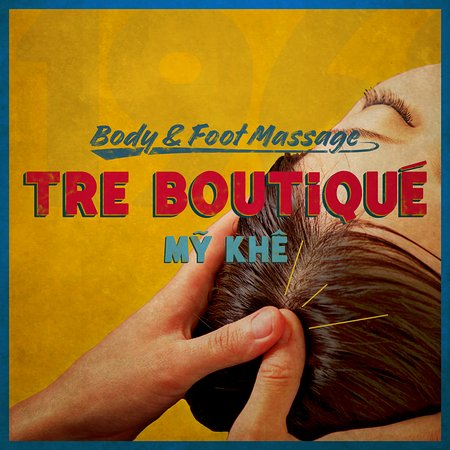 TRE Boutique Massage - My Khe