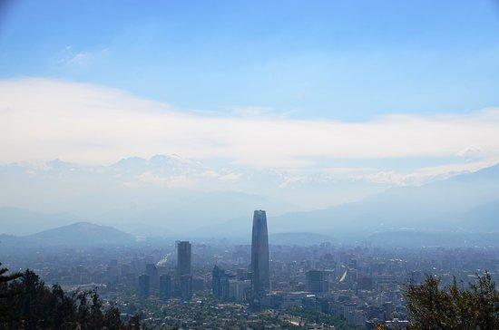 هضبة سان كريستوبال: Cerro San Cristóbal 