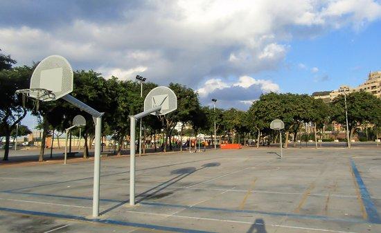 Canchas de baloncesto