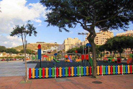 Barrera para niños