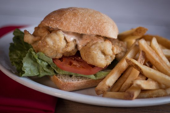 The Machine Shed Restaurant: Hand-Breaded Chicken