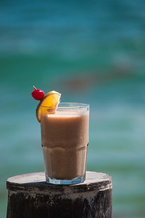 Casa Maria: Antioxidant juice