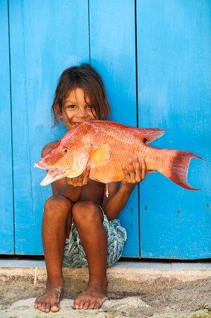 Casa Maria: Fresh fish