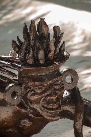 Casa Maria: God of fire