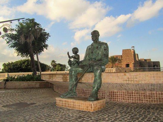 Escultura Pedro Meneses