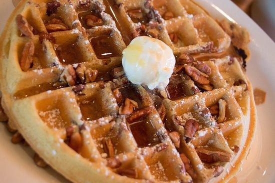 Pecan Waffle