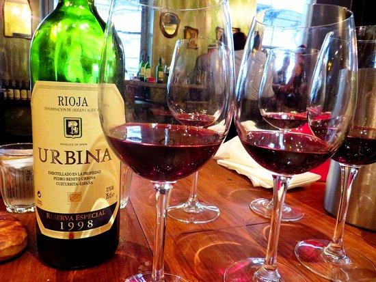 Bodegas Urbina Wines in Rioja