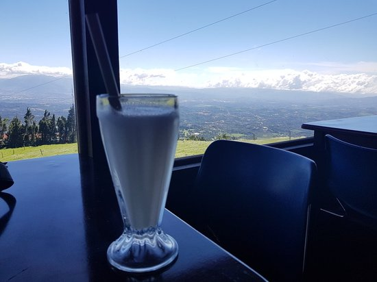 Poasito, Κόστα Ρίκα: Mirador Del Poas Restaurante
