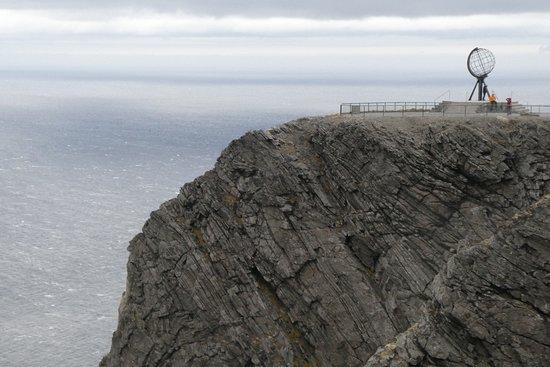 North Cape: Nordkapfelsen