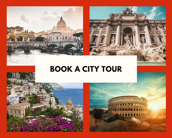 Rome Shuttle Express: Tour of Rome & The Vatican City – 8 HOURS Tour of Rome & The Vatican City – 4 HOURS Tour of Florence with a guide – 11 HOURS Tour of Florence & Pisa – 14 HOURS Tour of Florence & San-Gimignano – 14 HOURS Tour of Pompeii & Mount Vesuvius – 13 HOURS Tour of Pompeii & The Amalfi Coast- 14 HOURS Tour of Napoli & Capri – 14 HOURS All our itineraries are carefully customised taking into consideration time frame and most popular sites of your chosen city.