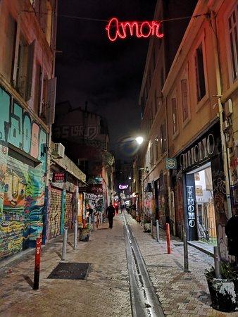 Марсель, Франция: Le Cours Julien