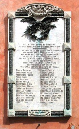 Monumento ai caduti di Biumo Inferiore