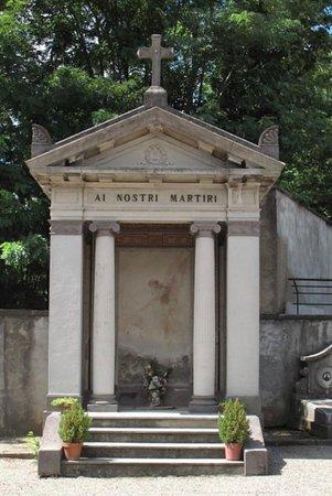 Monumento ai caduti di Bizzozzero