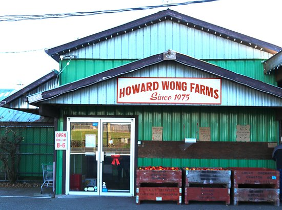 Howard Wong Farms