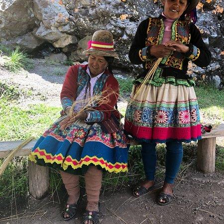 Full day tour of Qeswachaca Inca Bridge ภาพ