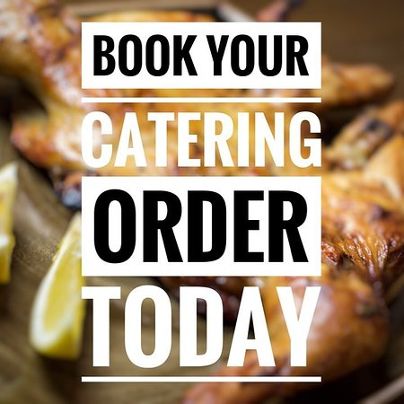 Need to impress your Client, Family or Friends ? Give your PARTY a Peri flavor. Call Barcelos for all your Catering needs. 🔥🍴#barcelosflamegrilledchicken