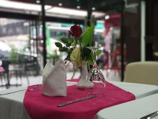 Espace Sucre Sale: En tête à tête...Glamour, romantisme...