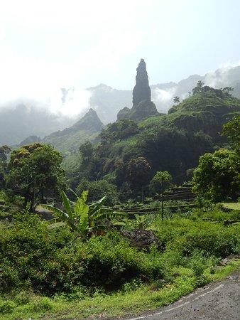 Santo Antao, Cabo Verde: Ribeira da torre valley