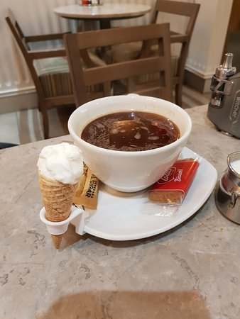 Nice place good food and quality coffee