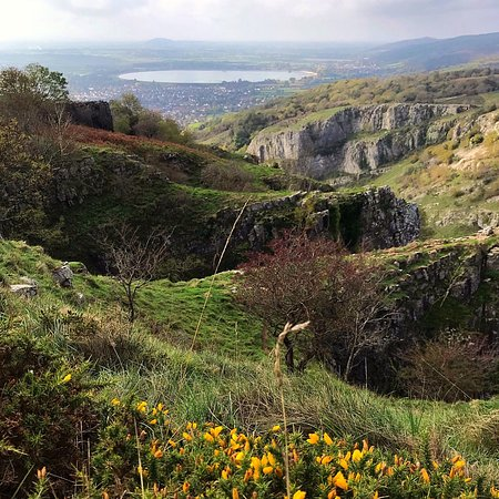 Cheddar Gorge & Caves: Cheddar Gorge - really enjoyed the circular walk which is easy walking and fantastic views for relatively little effort