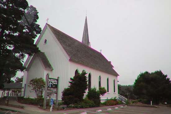 ‪Mendocino Presbyterian Church‬