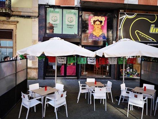 Frida Kahlo Cocina Mexicana & Margaritas: Terracita