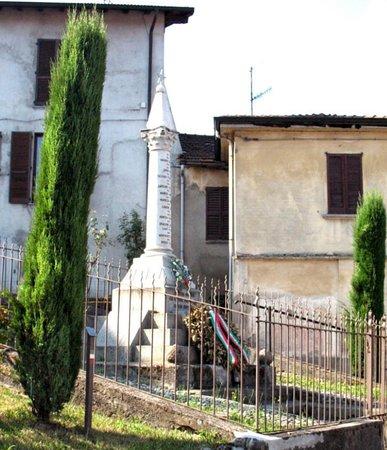 Monumento ai caduti di Capolago