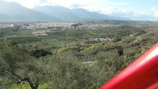 The Menelaion: Overlooking Sparta