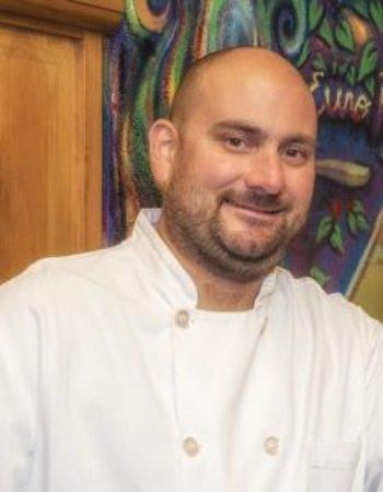 Chef Vincent Monaraca