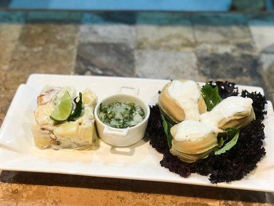 Hotel Manada del Desierto: Locos en Salsa verde (Restaurante Manada)