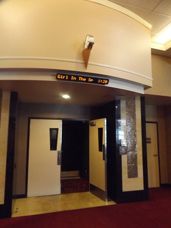 Entrance to Theater Six