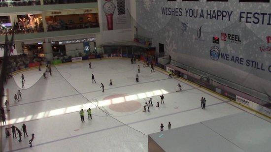 Дубайский торговый центр: visita entusiasmante