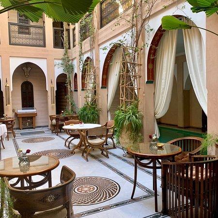 Riad Dar Anika, hoteles en Marrakech