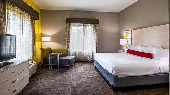 Auburndale, فلوريدا: Guest Room