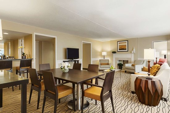 Woodcliff Lake, Nueva Jersey: Guest room