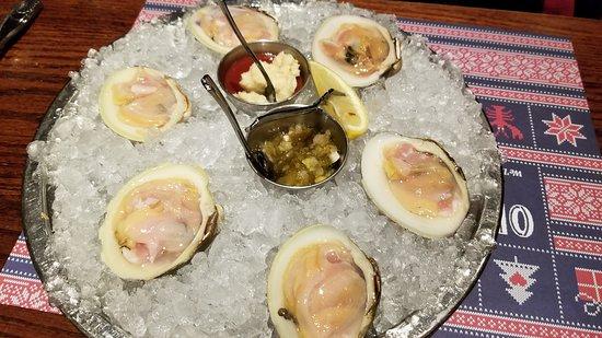 Legal Sea Foods: Cherrystones