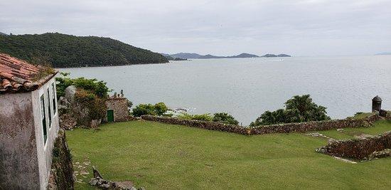 Santa Cruz de Anhatomirim Fortress Foto