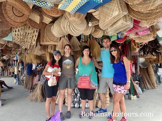 Bohol Province, Filipinas: bohol private tour market
