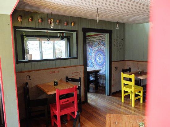Zaatar Cocina De Oriente: salones
